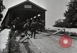 Image of U.S. Army Motor Transport convoy Chambersburg Pennsylvania USA, 1919, second 9 stock footage video 65675025545
