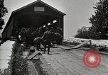 Image of U.S. Army Motor Transport convoy Chambersburg Pennsylvania USA, 1919, second 10 stock footage video 65675025545