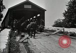 Image of U.S. Army Motor Transport convoy Chambersburg Pennsylvania USA, 1919, second 11 stock footage video 65675025545