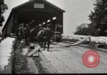 Image of U.S. Army Motor Transport convoy Chambersburg Pennsylvania USA, 1919, second 12 stock footage video 65675025545