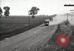 Image of U.S. Army motor convoy truck overturned Fulton Illinois USA, 1919, second 7 stock footage video 65675025547