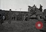 Image of Army uses Holt tractor to pull trucks from mud North Platte Nebraska USA, 1919, second 2 stock footage video 65675025550