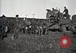 Image of Army uses Holt tractor to pull trucks from mud North Platte Nebraska USA, 1919, second 4 stock footage video 65675025550