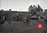 Image of Army uses Holt tractor to pull trucks from mud North Platte Nebraska USA, 1919, second 7 stock footage video 65675025550