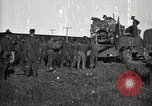 Image of Army uses Holt tractor to pull trucks from mud North Platte Nebraska USA, 1919, second 12 stock footage video 65675025550