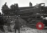 Image of U.S. Army convoy truck breaks through wooden bridge Wyoming United States USA, 1919, second 9 stock footage video 65675025554