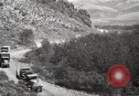 Image of 1919 U.S. Army motor convoy in Western States Utah United States USA, 1919, second 4 stock footage video 65675025555