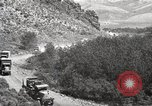 Image of 1919 U.S. Army motor convoy in Western States Utah United States USA, 1919, second 5 stock footage video 65675025555