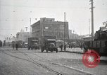 Image of U.S. Army motor transport convoy completes its mission Oakland California, 1919, second 1 stock footage video 65675025562