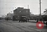 Image of U.S. Army motor transport convoy completes its mission Oakland California, 1919, second 2 stock footage video 65675025562