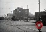 Image of motor convoy Oakland California, 1919, second 15 stock footage video 65675025562