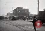 Image of motor convoy Oakland California, 1919, second 16 stock footage video 65675025562
