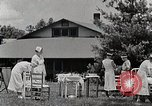 Image of life in southern mountainous areas Kentucky United States USA, 1940, second 10 stock footage video 65675025575