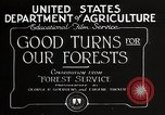 Image of Importance of forest Los Angeles California USA, 1935, second 7 stock footage video 65675025582