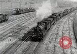 Image of Steam locomotives moving troop trains France, 1918, second 3 stock footage video 65675025590