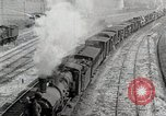 Image of Steam locomotives moving troop trains France, 1918, second 5 stock footage video 65675025590