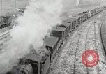 Image of Steam locomotives moving troop trains France, 1918, second 6 stock footage video 65675025590