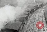 Image of Steam locomotives moving troop trains France, 1918, second 7 stock footage video 65675025590