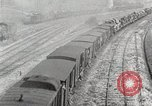 Image of Steam locomotives moving troop trains France, 1918, second 9 stock footage video 65675025590