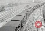 Image of Steam locomotives moving troop trains France, 1918, second 11 stock footage video 65675025590