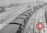 Image of Steam locomotives moving troop trains France, 1918, second 12 stock footage video 65675025590