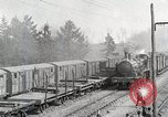 Image of French railroads carrying American troops in box cars France, 1918, second 2 stock footage video 65675025592