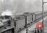 Image of French railroads carrying American troops in box cars France, 1918, second 5 stock footage video 65675025592