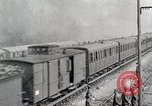 Image of French railroads carrying American troops in box cars France, 1918, second 6 stock footage video 65675025592