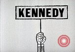 Image of John F. Kennedy presidential campaign advertisement United States USA, 1960, second 7 stock footage video 65675025596