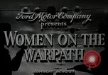 Image of Women in U.S. military United States USA, 1942, second 3 stock footage video 65675025611