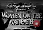 Image of Women in U.S. military United States USA, 1942, second 5 stock footage video 65675025611