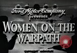 Image of Women in U.S. military United States USA, 1942, second 9 stock footage video 65675025611