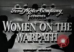 Image of Women in U.S. military United States USA, 1942, second 11 stock footage video 65675025611