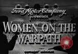 Image of Women in U.S. military United States USA, 1942, second 12 stock footage video 65675025611