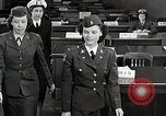 Image of flight nurses learning about breathing devices Montgomery Alabama USA, 1951, second 3 stock footage video 65675025615