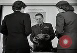 Image of flight nurses learning about breathing devices Montgomery Alabama USA, 1951, second 8 stock footage video 65675025615
