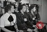 Image of woman flight nurses in pressure chamber Montgomery Alabama USA, 1951, second 1 stock footage video 65675025616