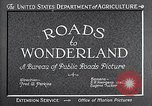 Image of building roads United States USA, 1923, second 8 stock footage video 65675025633