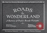Image of building roads United States USA, 1923, second 9 stock footage video 65675025633