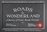 Image of building roads United States USA, 1923, second 11 stock footage video 65675025633