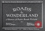 Image of building roads United States USA, 1923, second 12 stock footage video 65675025633
