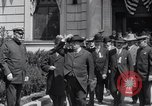 Image of Former President Theodore Roosevelt Detroit Michigan USA, 1918, second 2 stock footage video 65675025644