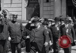 Image of Former President Theodore Roosevelt Detroit Michigan USA, 1918, second 3 stock footage video 65675025644