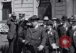 Image of Former President Theodore Roosevelt Detroit Michigan USA, 1918, second 4 stock footage video 65675025644