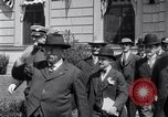 Image of Former President Theodore Roosevelt Detroit Michigan USA, 1918, second 5 stock footage video 65675025644