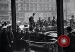 Image of Former President Theodore Roosevelt Detroit Michigan USA, 1918, second 8 stock footage video 65675025644