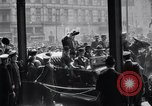 Image of Former President Theodore Roosevelt Detroit Michigan USA, 1918, second 10 stock footage video 65675025644