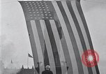 Image of Statue of Liberty replica Detroit Michigan USA, 1918, second 5 stock footage video 65675025645