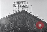 Image of Hotel building New York United States USA, 1918, second 8 stock footage video 65675025647