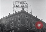 Image of Hotel building New York United States USA, 1918, second 11 stock footage video 65675025647
